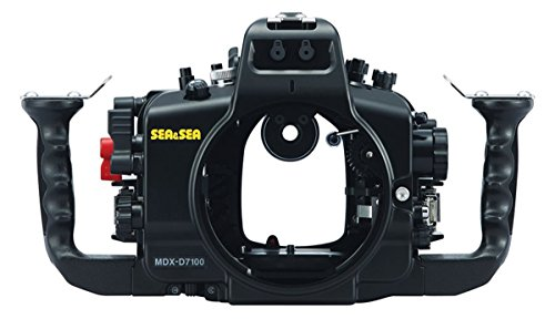 Sea & Sea MDX-D7100 Housing For Nikon D7100 and D7200