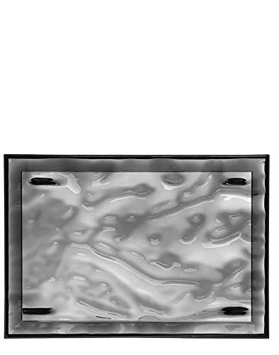 Kartell Dune - Bandeja , Gris (Grey), 55 x 38 x 3 cm