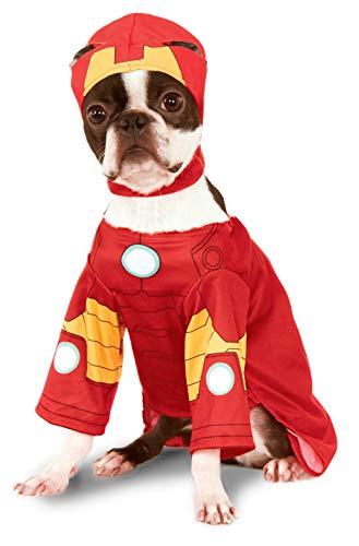 Rubie's Marvel Universe Iron Man Pet Costume, Small -