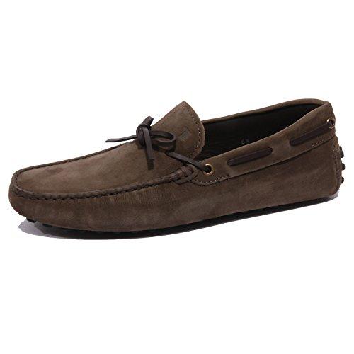 Tods B1754 mocassino uomo scarpa marrone chiaro shoes loafer men Marrone chiaro