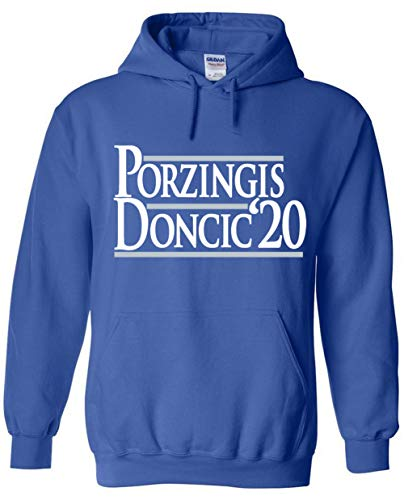 PROSPECT SHIRTS Blue Dallas Porzingis Doncic 2020
