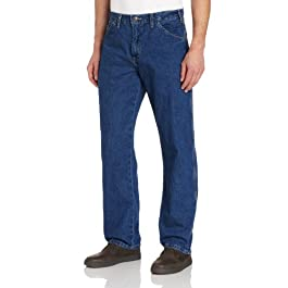 Men's Relaxed Straight-Fit Carpenter Jean