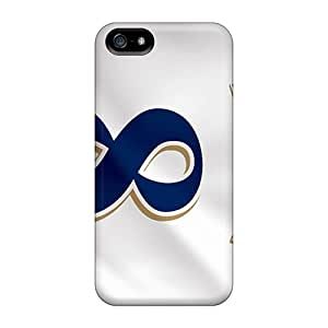 Series Skin Case Cover For Iphone 5/5s(milwaukee Brewers)