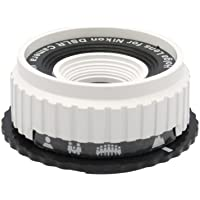 Holga Lens for Nikon D90 D80 D70s D70 D60 D50 D40X D40 White