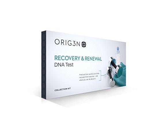 ORIG3N GeneticHome Mini DNA Test Kit, Recovery & Renewal