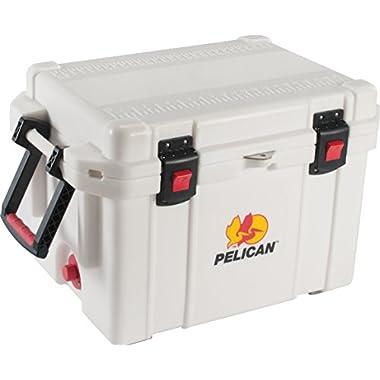 Pelican ProGear 32-35Q-MC-WHT 35 qt. Elite Cooler, White