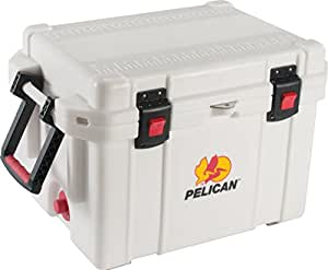 Pelican ProGear 32-35Q-MC-WHT 35 qt. Elite Cooler, White