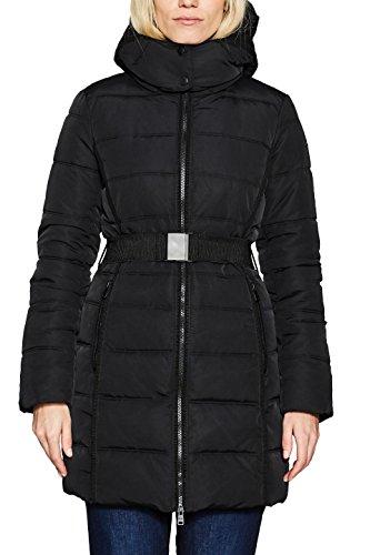 ESPRIT Women's Coat Black (Black 001)