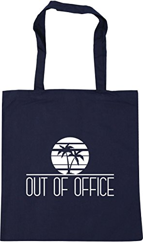 Out Beach HippoWarehouse Of Gym Office French 42cm x38cm litres Navy Bag Tote Shopping 10 dnYCq6Yw