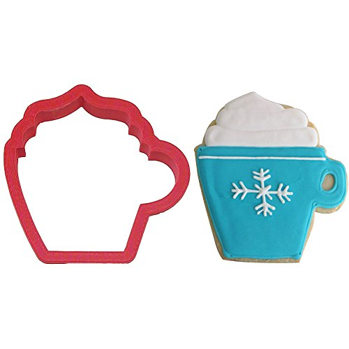 Coffee Cup Cookie Cutter 3 5 product image