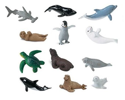 shark and whale playset - 9