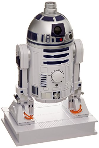Star Wars R2D2 Ultrasonic Cool Mist Personal Humidifier, 5.5'' by Star Wars