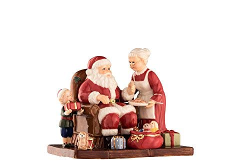 Aynsley Santa & Mrs Claus