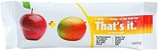 product image for Thats It Fruit Bar Apple Mango