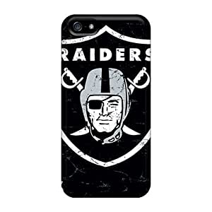 Excellent Design Oakland Raiders Case Cover For Iphone 5/5s