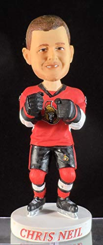 (2014/15 Chris Neil Ottawa Senators Stadium Giveaway Bobblehead)