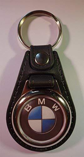 PREMIUM Piel Sintética De Calidad BMW Llavero/Llavero ...