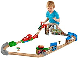 Fisher-price Thomas & Friends Wooden Railway, Race Day Relay Set