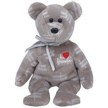 Amazon.com: Ty Beanie Babies Elbrus - Russian Bear w/o