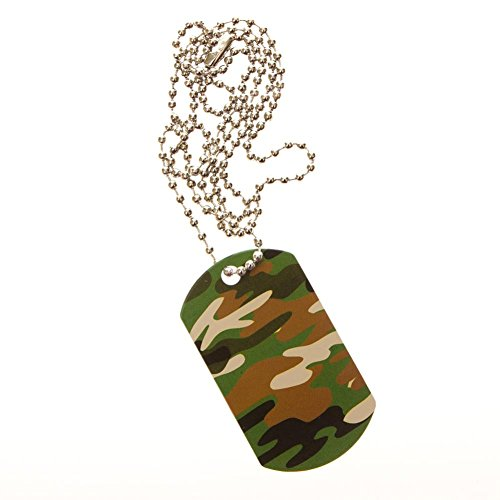 Fun Express Camouflage Camo Necklaces