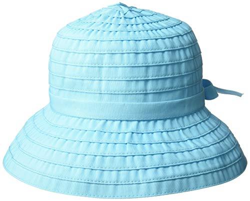 San Diego Hat Company Women's Ribbon Bucket - One Size