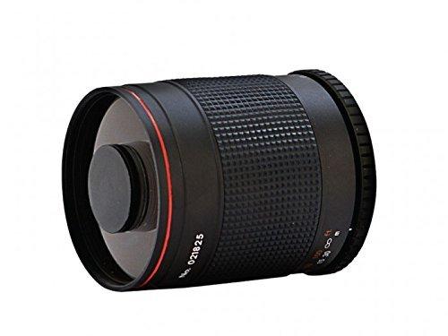 Vivitar 500mm f/6 3 Mirror Lens (T Mount)の商品画像