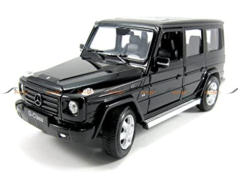 Buy Mercedes Benz G Class G55 1 24 By Welly Diecast Scale Model