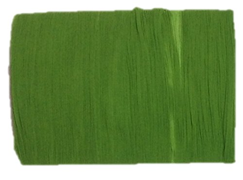 Nylon Stocking Fabric Flower Floral High Stretch Plain DIY Material Hickory Pine Juniper Green Olive (Green) ()