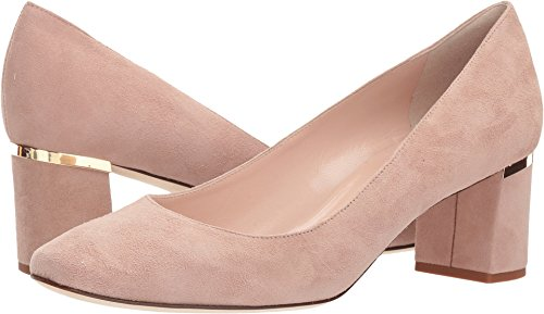 Kate Spade New York Donna Dolores Anche Ballerine Fawn Kid Suede