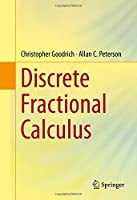 Discrete Fractional Calculus Front Cover