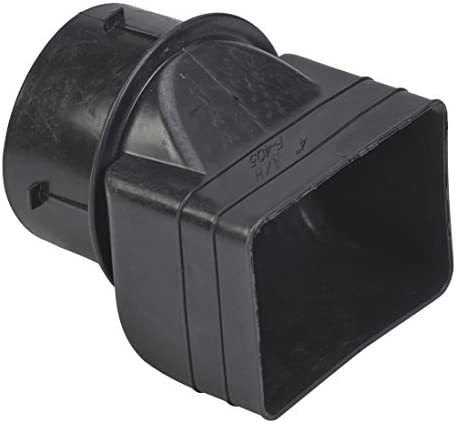 Mutual Industries 0465-0-0 Downspout Adapter 3 x 4 x 4