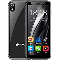 """K-touch I9 Super Mini Mobile Phone 3.5"""" Smallest Small Android Smart Phone Face ID Android 6.0 4G Quad Core 2GB 16GB…"""