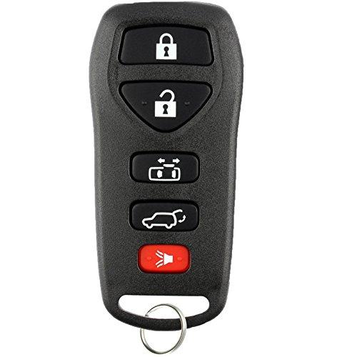 KeylessOption Keyless Entry Remote Key Fob Replacement for KBRASTU51