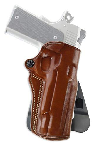 Galco Paddle Holsters - Galco Speed Master 2.0 Holster Right Hand 1911 Government 5
