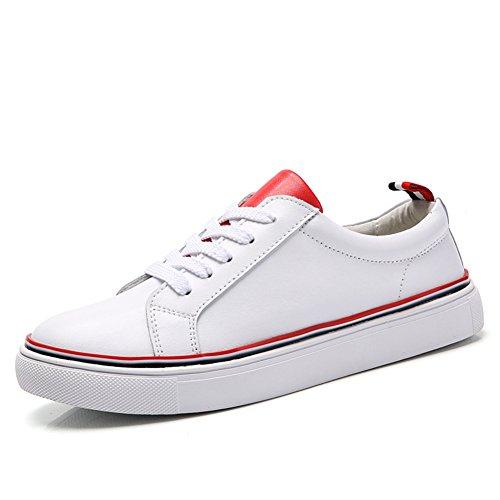 Plano casuales zapatos/Zapatos de la señora/Zapatos de fondo Ms suave/con zapatos antideslizante A