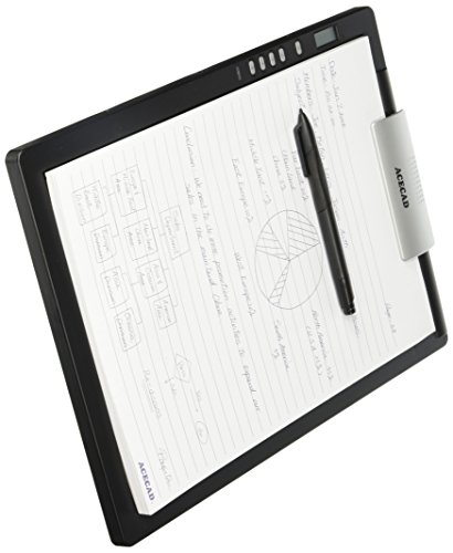 SolidTek DM-L2 DigiMemo L2 8-1/2-by-11-Inch Digital Notepad by SolidTek