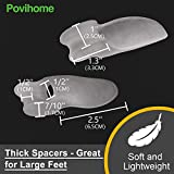 Povihome 8 Pack Bunion Cushion and