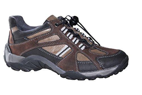 Reflexan 83015 Damenschuhe Trekkingschuhe Wanderschuhe Charcoal-20