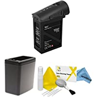 DJI Inspire 1 Black Edition Battery Bundle. Includes TB47 Battery (Black) + Battery Heater (Black) + eDigitalUSA Cleaning Kit