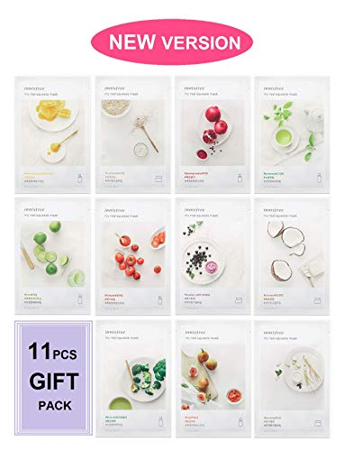 Innisfree Mask It's Real Squeeze Mask, now called My Real S