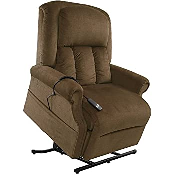 Mega Motion Easy Comfort Superior 3 Position Heavy Duty Big Lift Chair 500 lb capacity Chaise  sc 1 st  Amazon.com : large man recliners - islam-shia.org
