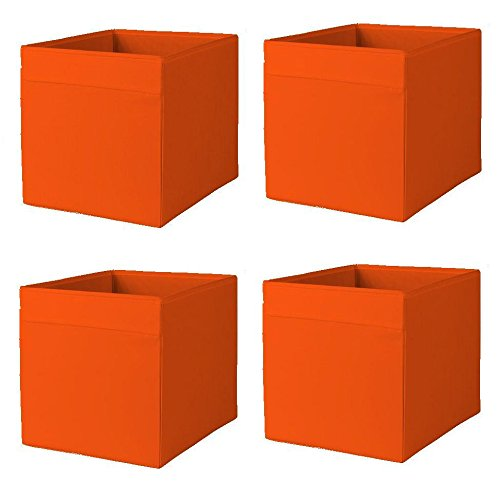 Storage Orange Kallax Expedit 13x15x13