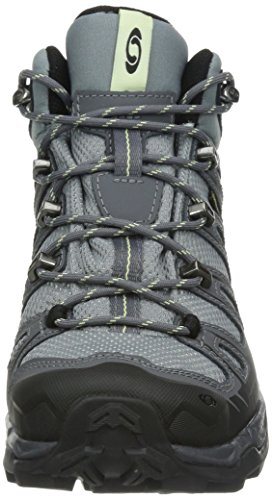 Walking TEX Mid Salomon GORE Trail X Waterproof Boots Grey Ultra Women's qgwx8I