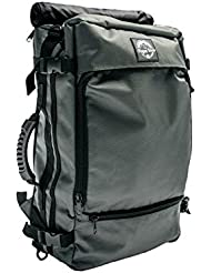 Rogue Crew Extra-Large DSLR Camera Backpack with 15-inch Laptop Holder, 31.35 Liter, Green