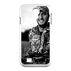 Personalized Hard Protective Phone Case for SamSung Galaxy S4 I9500 Cover Case - Luke Bryan HX-MI-040017