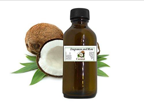Coconut Fragrance Oil 2 ounces