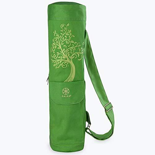 Gaiam Bolsa para Alfombrilla Yoga Full Zip 2 Bolsillos Tree ...