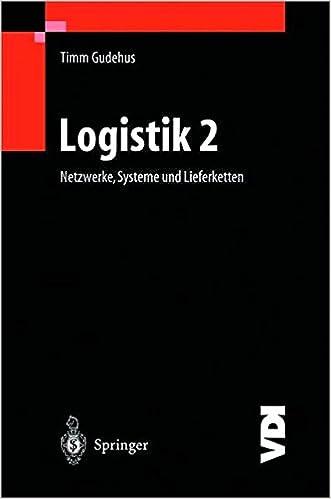 Logistik Ii: