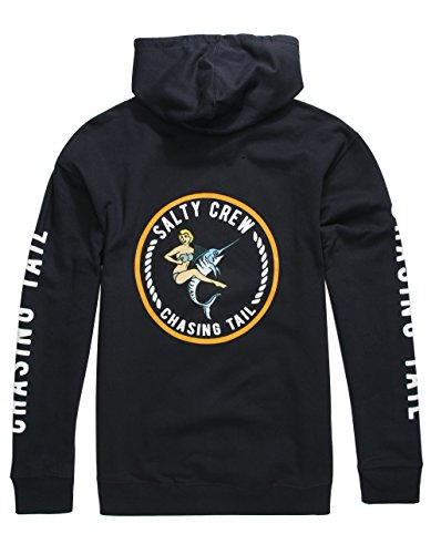 Salty Crew Salty Sally Hoodie, Navy, Medium by Salty Crew