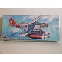 """Hasegawa """"Kawanishi E7K1 Type 94 Seaplane"""" Plastic Model Kit"""